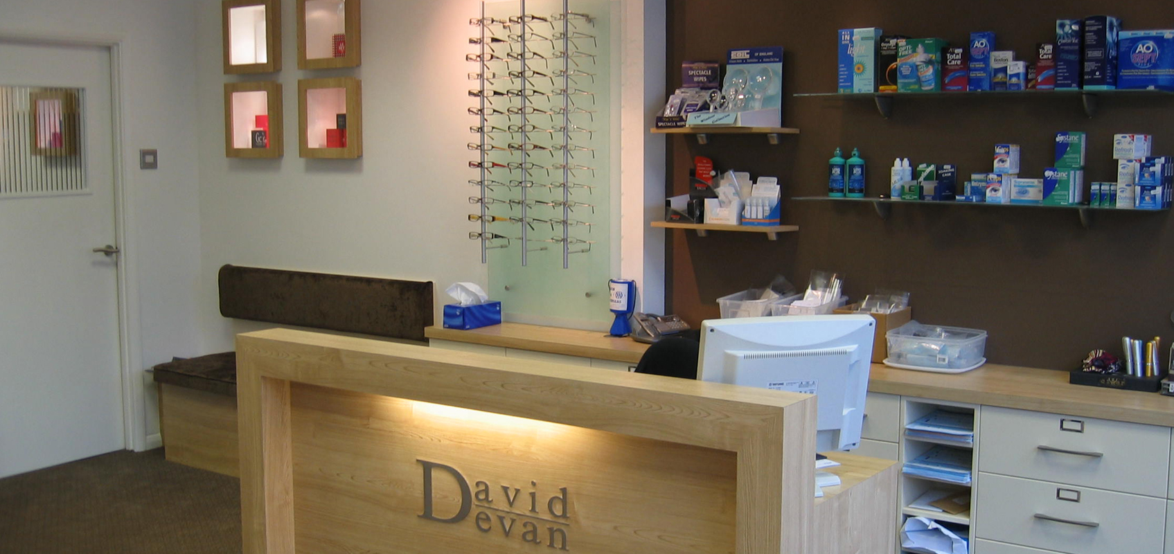 David Devan Opticiains